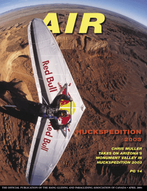 HUCKSPEDITION - Hang Gliding and Paragliding Association of
