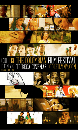 CATALOGO THE COLOMBIAN FILM